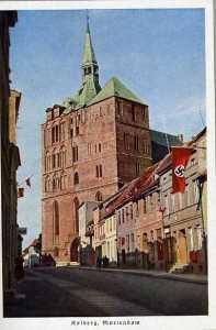 Kolberg in 1940