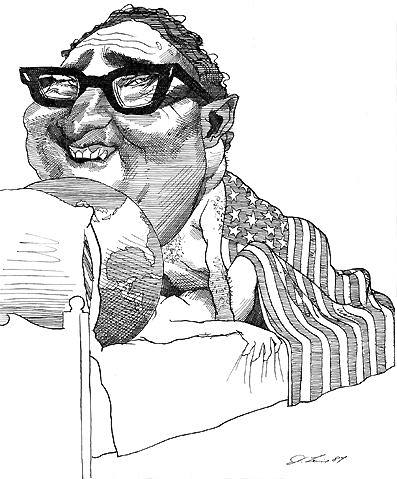 Kissinger Fucks the World